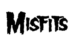 Misfits Rock Band Logo Vinyl Decal Car Window Guitar Laptop Sticker Kandy Vinyl Shop