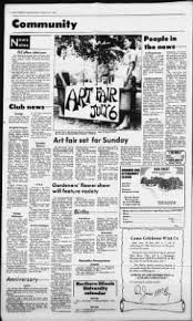 The Daily Chronicle from De Kalb, Illinois on July 1, 1986 · Page 6
