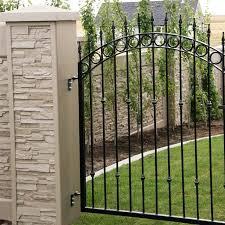 Concrete Fence Gates Stonetree Concrete Fence Walls