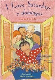 I Love Saturdays y domingos by Alma Flor Ada, Elivia Savadier, Paperback |  Barnes & Noble®