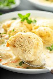 homemade en and dumplings recipe