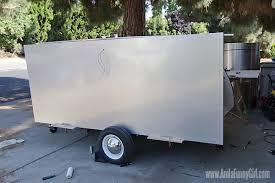 homebuilt teardrop trailer 10 exterior