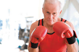 exercise routine with fitness boxing