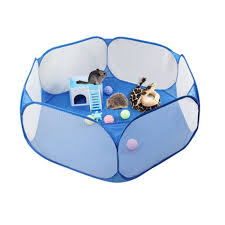China Foldable Playpen For Small Animals Collapsible Pet Indoor Outdoor Yard Fence For Hamsters Chinchillas Hedgehog Puppy Kitten Rabbit Esg16206 China Pet Playpen And Pet Foldable Playpen Price