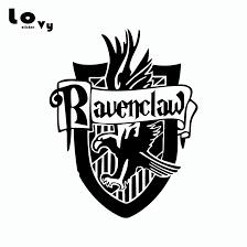 Harry Potter Car Sticker Creative Ravenclaw Crest Vinyl Car Decal For Car Body Decoration Decals For Cars Vinyl Car Decalcar Decal Aliexpress