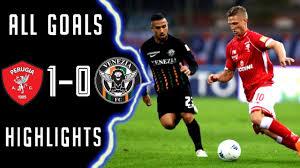 Serie B video: Perugia - Venezia 1-0 -