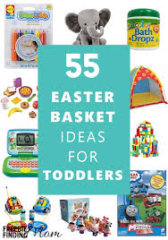 55 easter basket ideas for toddlers