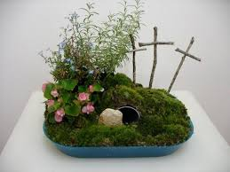 Step by step instructions for how to make a Resurrection Garden ...