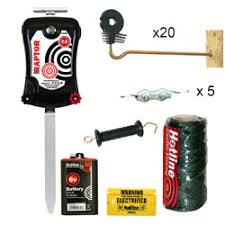 Anti Fox Electric Fence For Poultry Runs Electric Fencing