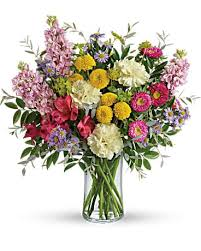 goodness and light bouquet in