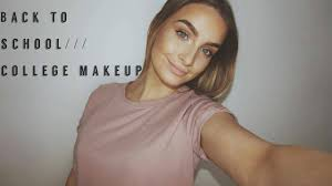 college makeup by nadine clarke