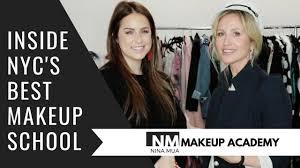 inside nyc s best makeup nina