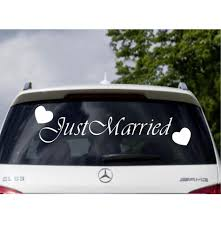 Top 8 Most Popular Just Married Decal Ideas And Get Free Shipping 9jid0aca