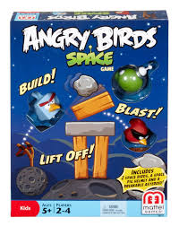 Amazon.com: Angry Birds: Birds in Space Game: Toys & Games
