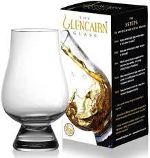 glencairn glass whisky glass crema