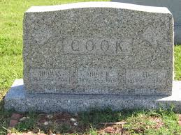 Addie Rogers Cook (1886-1978) - Find A Grave Memorial
