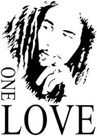 Amazon Com Bro Decals Wall Vinyl Decal Bob Marley One Love Mural Home Room Music Fan Vinyl Decor Sticker Home Art Print Br2691 Home Kitchen