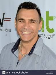 Adrian Paul arrives at the Peace Fund's 2nd Annual Celebrity Poker ...