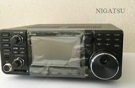 icom ic 7300 100w hf touch screen