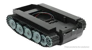 diy smart robot car smart germany tank
