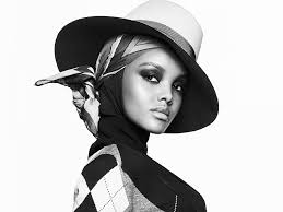 Black Hijabi Models Feature on Vogue Arabia's Historic April Cover - The  Sauce