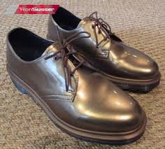 patent leather 3 eye oxford shoes 1461