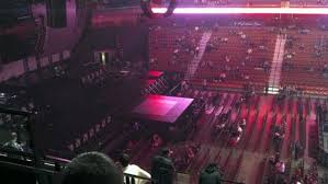 section 117 at mohegan sun arena for