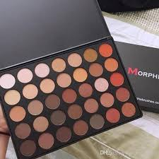 eyeshadow palette morphe brushes