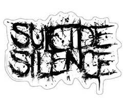 Suicide Silence Vinyl Sticker S011s Black Dahlia Murder Whitechapel Jfac Ebay