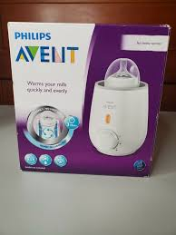 Philips AVENT Fast Bottle and Baby Food Warmer White SCF 355 00 for sale  online
