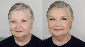 mother of the bride makeup application