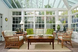 glassed in porch sunroom designs