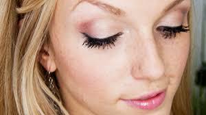 cute natural eye makeup ideas