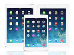 Which iPad? Apple iPad Mini 2 with Retina Display vs Apple iPad Air vs iPad  4