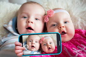 genchi cute twins baby images hd