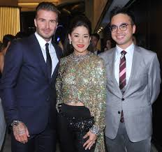 Spot the Celeb with Adrian Cheng