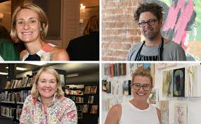 Pip Brett, Tony Worland, Madeline Young-Holborow and Sophie Hansen form  social-media panel for business   Central Western Daily   Orange, NSW