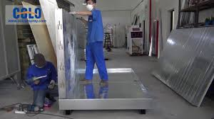 how to build powder coating oven