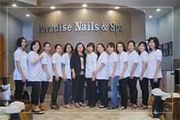 paradise nails nail salon point