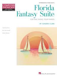 Sondra Clark: Florida Fantasy Suite: Composer Showcase | Presto ...