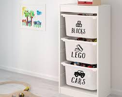Playroom Storage Etsy