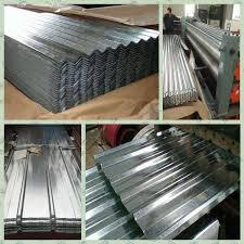 sgch jis g3302 galvanized corrugated