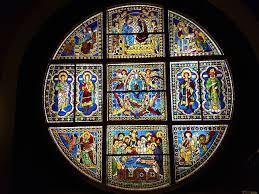 hd wallpaper stained glass window art