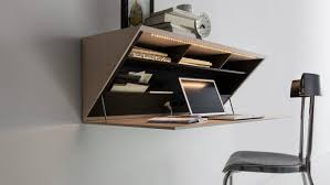 best wall mounted desk designs for