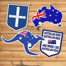 Australian Designed And Australian Made Vinyl Stickers From Possums Print Shop On Ebay Or Etsy Bumper Stickers Vinyl Sticker Funny Stickers