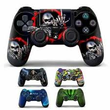 For Ps4 Ps4 Slim Ps4 Pro Protective Decal Stickers Controller Skin Full Wrap Ebay