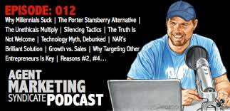 Agent Marketing Syndicate – 012: Why Millennials Suck | The Porter  Stansberry Alternative | The Unethicals Multiply | Technology Myth,  Debunked | The Truth Is Not Welcome