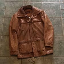 mens nino cerruti leather rancher