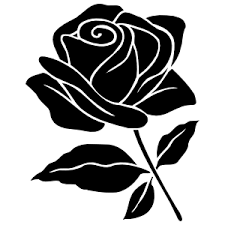 Rose Car Decals Rose Flower Stickers Car Stickers