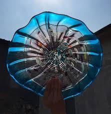 murano glass wall art modern